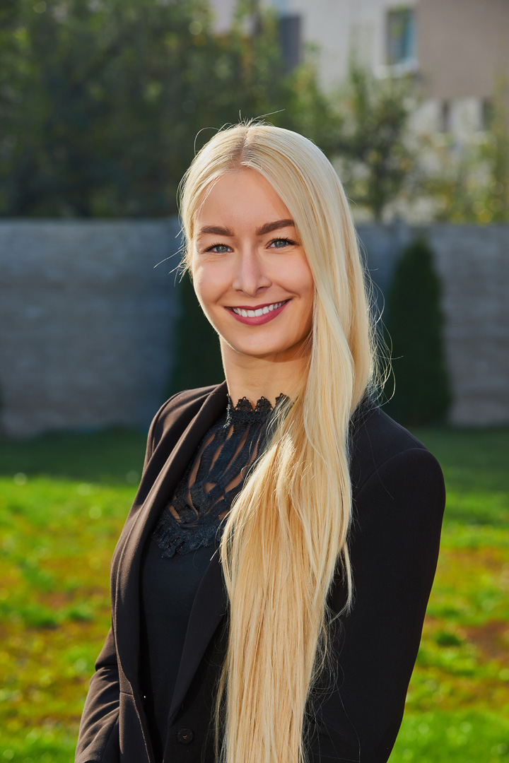 Ing. Monika VASIĽOVÁ